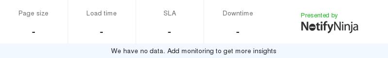 Uptime and updown monitoring for dvenkatsagar.github.io